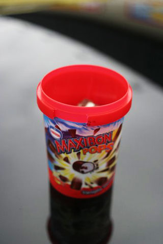 Maxibon Pops at Glasskoll.se Photo by Glassmannen