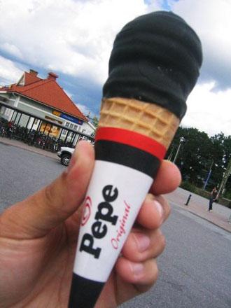 Pepe at Glasskoll.se