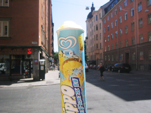 Calippo Refresh - Glasskoll.se