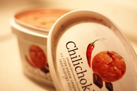 Chilichokladglass - Glasskoll.se, Photo by Glassmannen
