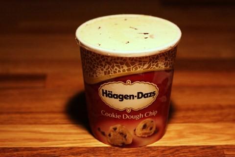 Cookie Dough Chip - Glasskoll.se Photo by Glassmannen