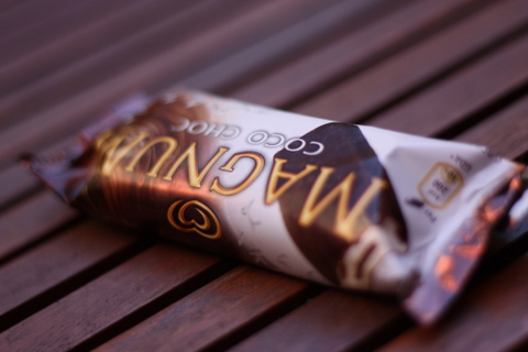 Magnum Coco Choc - Glasskoll.se Photo by Glassmannen