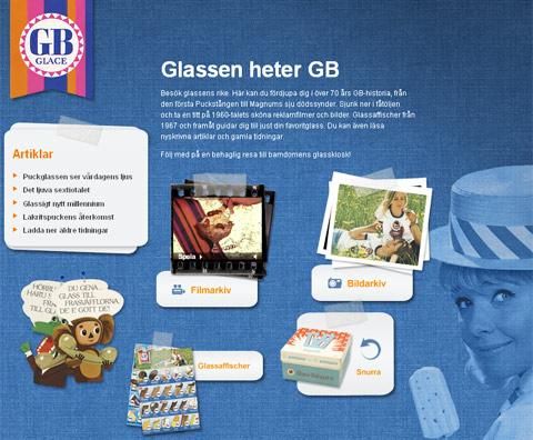 GBs historia - Glasskoll.se