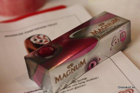 Magnum Temptation Fruit - Glasskoll.se Photo ny Glassmannen