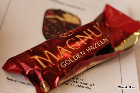 Magnum Hazelnut - Glasskoll.se Photo by Glassmannen
