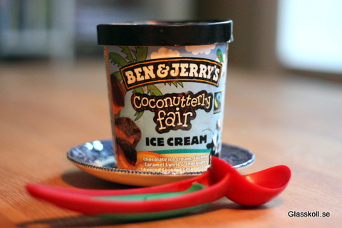 Ben & Jerry's Cocuntterly Fair - Glasskoll.se Photo by Glassmannen